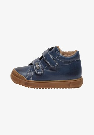 NEW MULAZ - Touch-strap shoes - blue