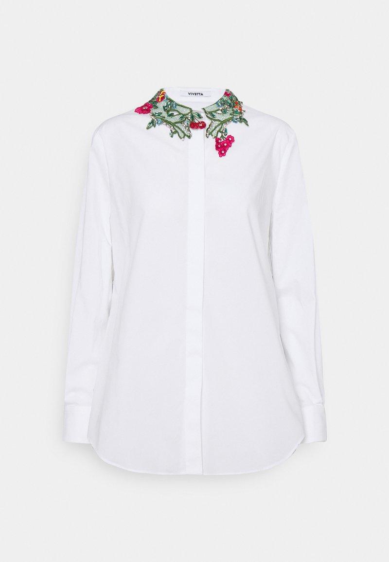 Vivetta - SHIRT - Button-down blouse - white