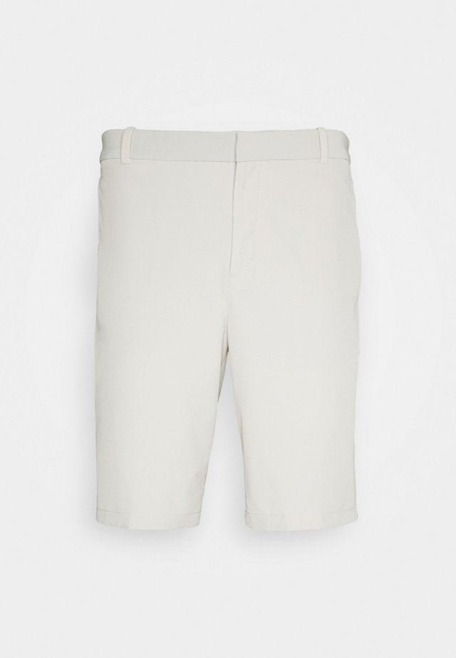 FLEX HYBRID - Sports shorts - light bone/light bone