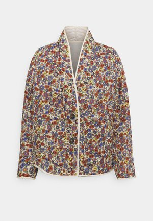 QUILTED JACKET - Jas - multicolour