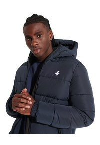 Superdry - Winter jacket - eclipse navy - 3