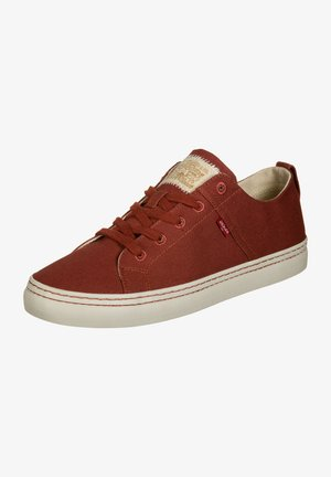SHERWOOD  - Trainers - dull red