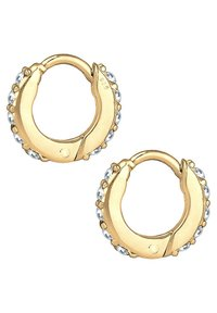 Elli - GLASS CRYSTAL - Earrings - gold - 5