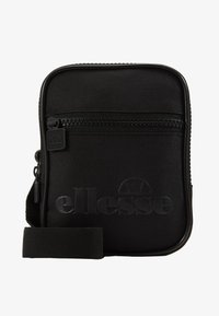 Ellesse - TEMPLETON - Across body bag - black mono - 1