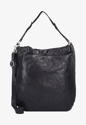 CALA ROSSA - Tote bag - black