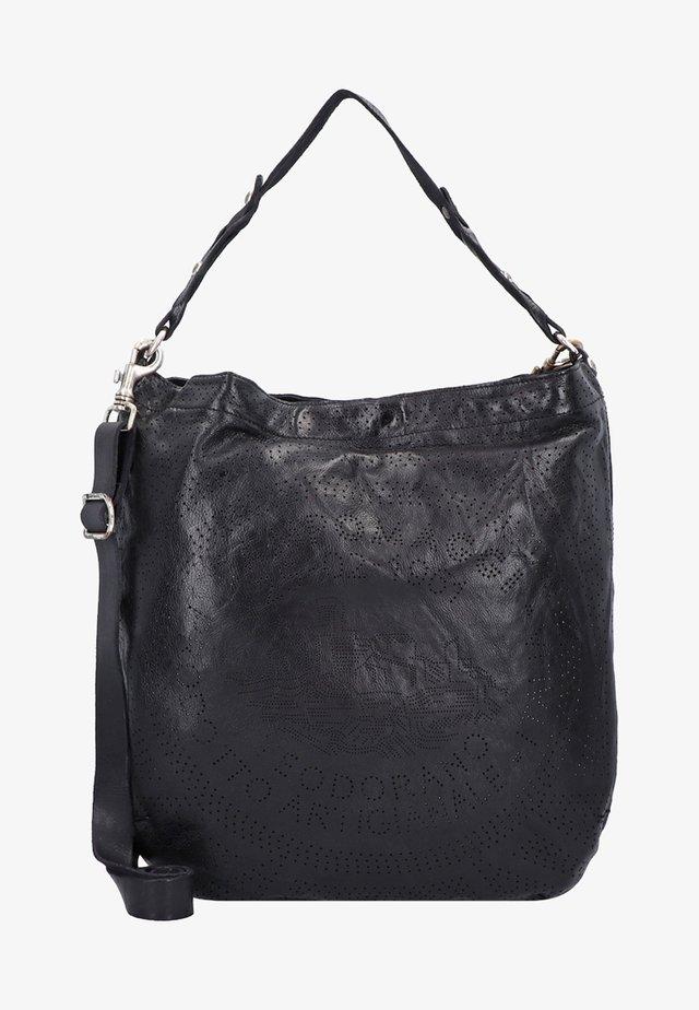 CALA ROSSA - Tote bag - black