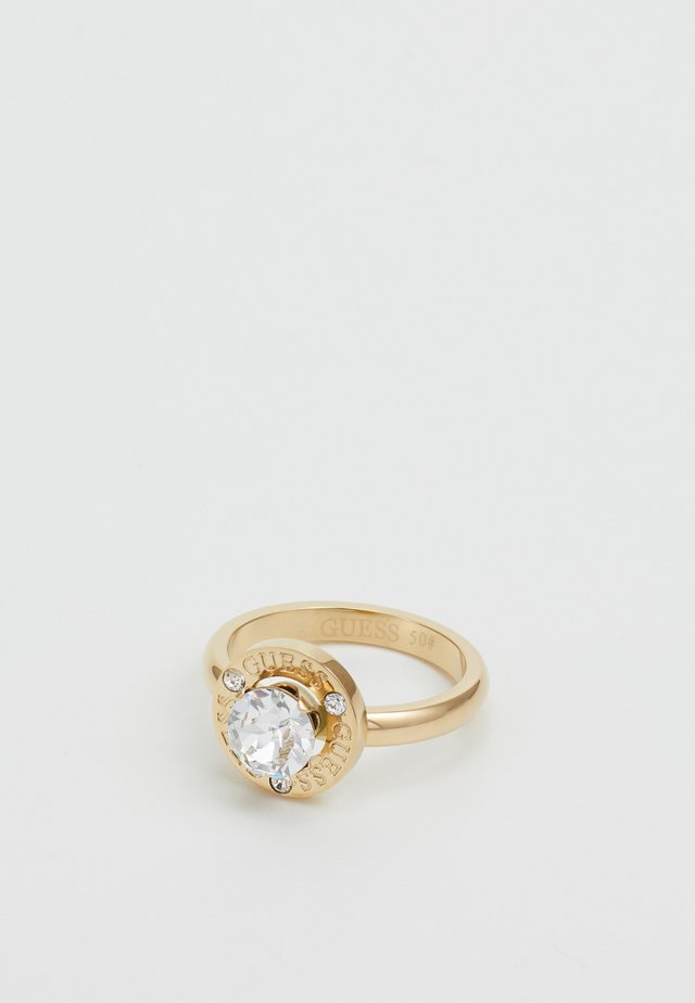 ALL AROUND YOU - Bague - gold-coloured