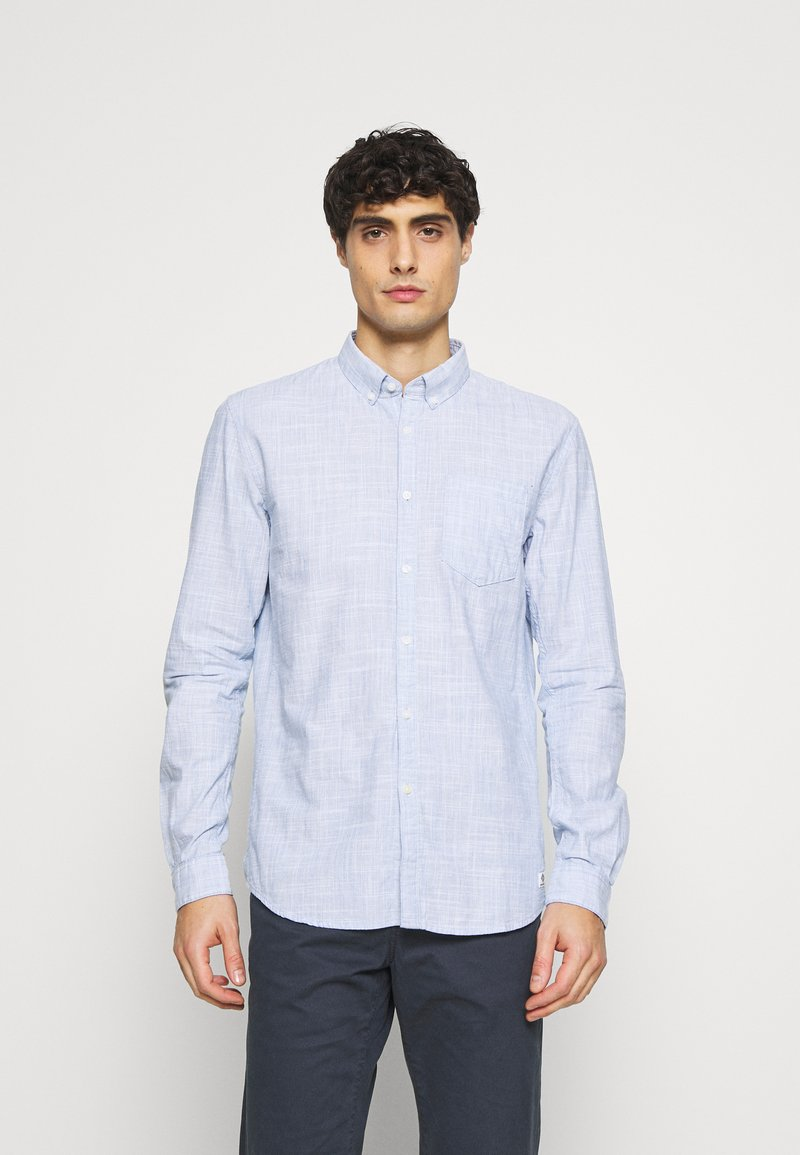 TOM TAILOR DENIM - BUTTON DOWN  - Shirt - blue younder