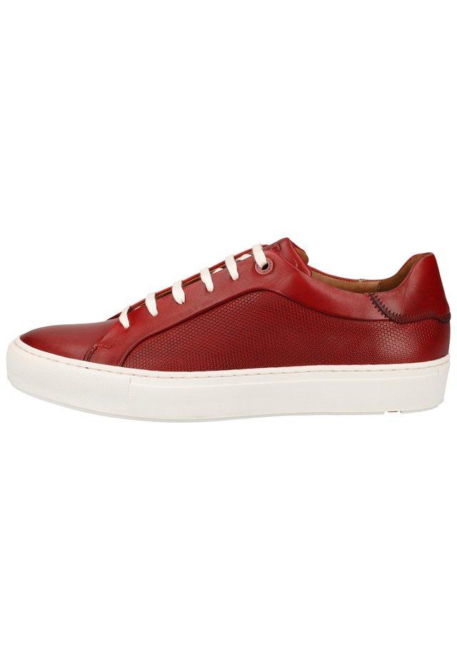 LLOYD SNEAKER - Sneakers laag - red 16