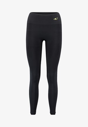 Leggings - black out
