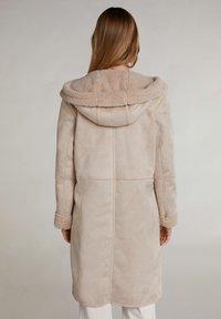 Oui - Classic coat - humus - 2