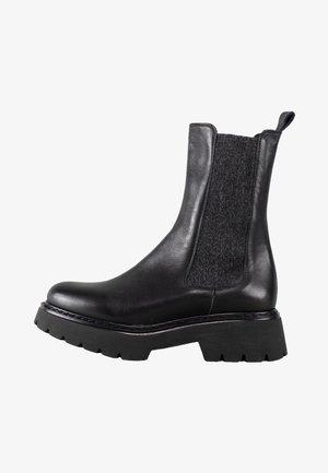 CIFLAVIA - Platform ankle boots - schwarz