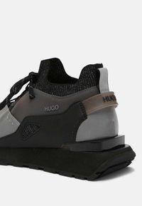HUGO - CUBITE RUNN - Trainers - open grey - 4