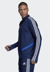 adidas Performance - TIRO 19 TRAINING TOP - Bluza - blue - 2