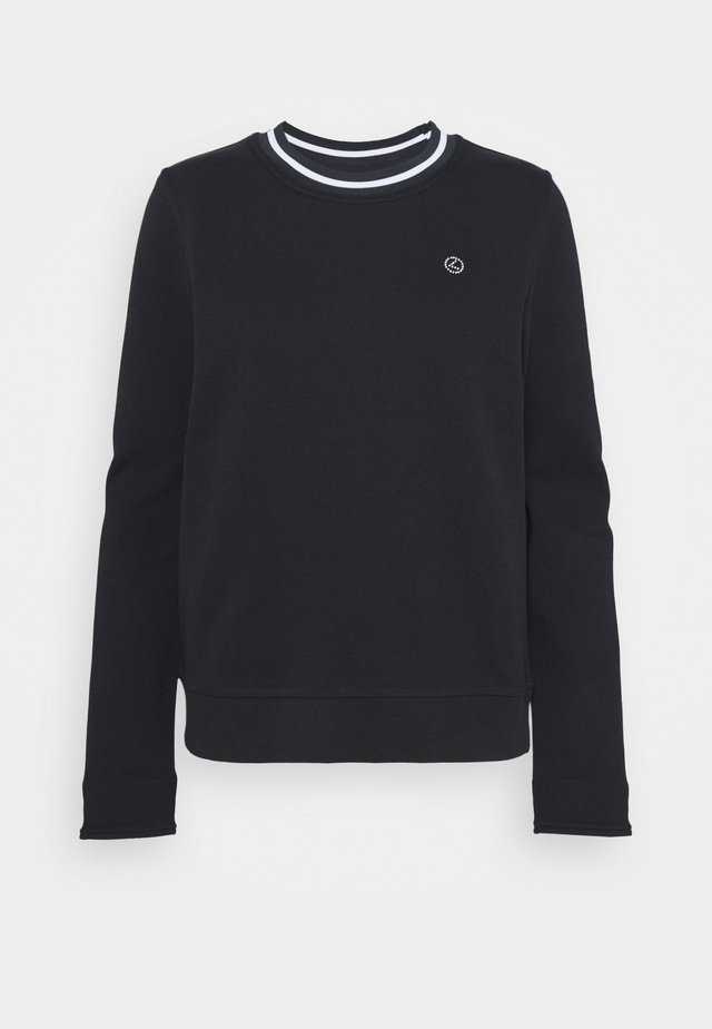 ALVATTI - Sweatshirt - dark blue