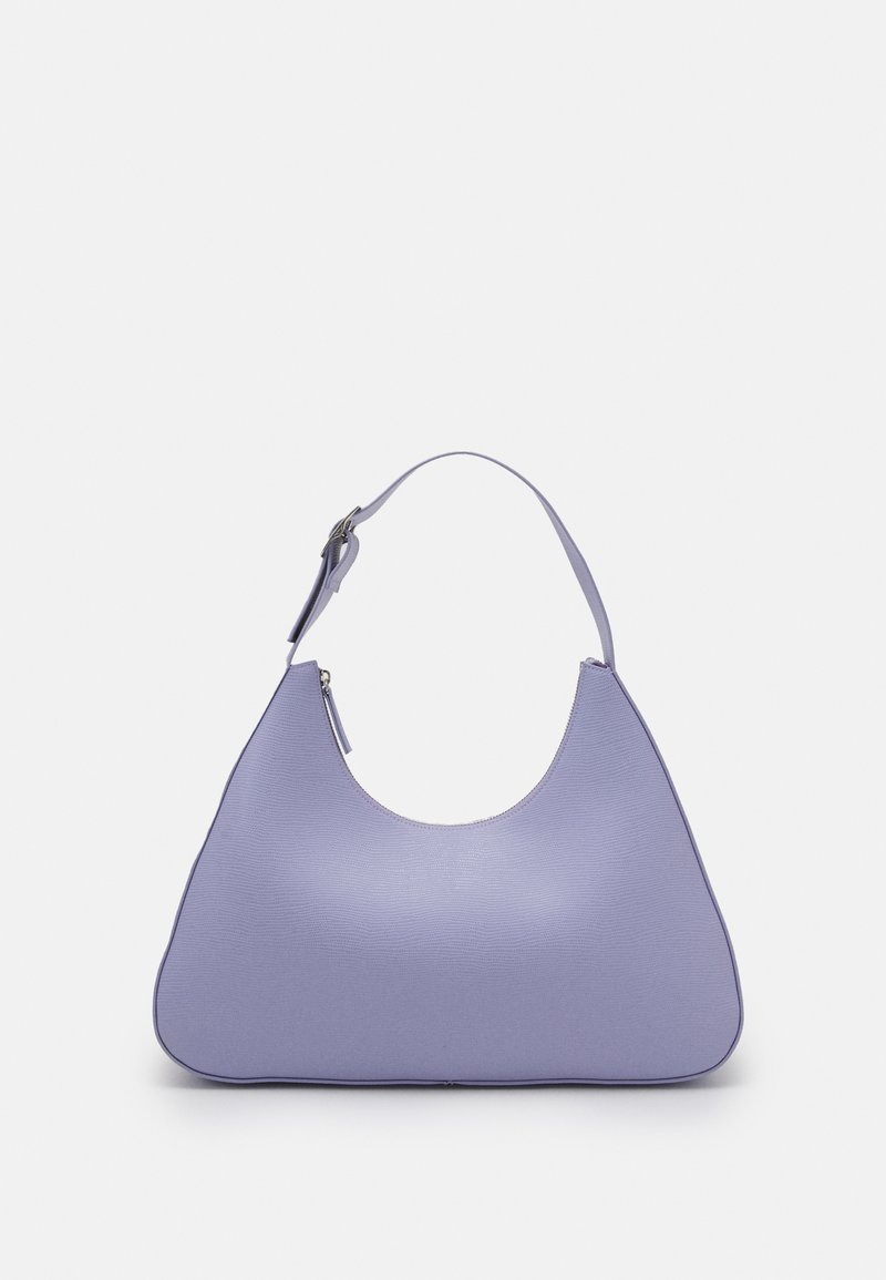 Monki - LEONA BAG - Shopping bag - lilac