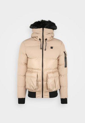 DISTANCE - Winter jacket - champagne beige