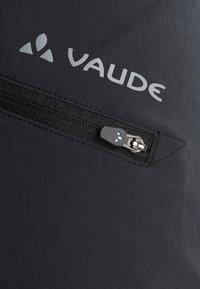 Vaude - MEN'S FARLEY PANTS II - Stoffhose - black - 5