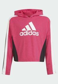 adidas Performance - COLORBLOCK - Survêtement - pink - 1