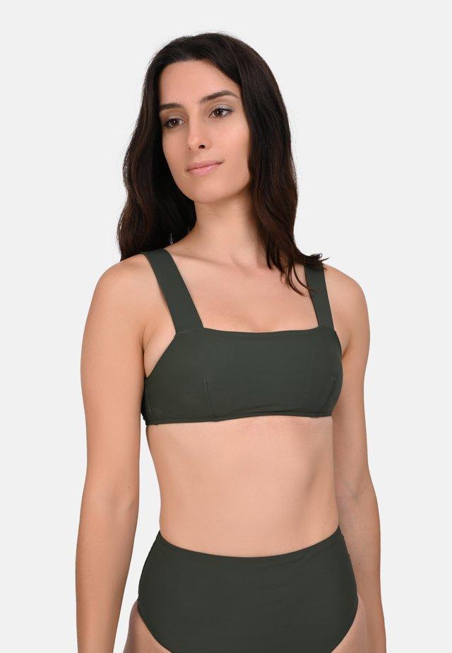 ANJA II  - Haut de bikini - khaki