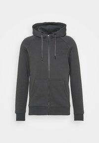 ORIGINAL ZIP HOOD - Sweatshirt - motion grey