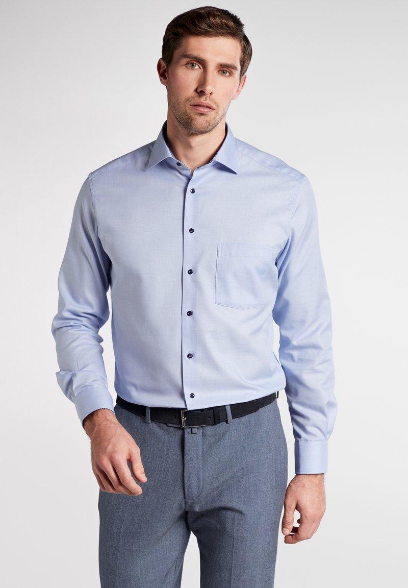 Eterna - MODERN FIT - Overhemd - light blue