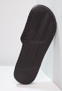 Nike Sportswear - BENASSI JDI - Rantasandaalit - schwarz - 4