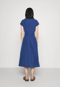 WEEKEND MaxMara - FARNETO - Vapaa-ajan mekko - bluette - 2