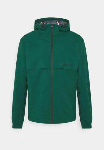 Summer jacket - rural green