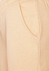 ONLY - ONLDEA DETAIL PANTS  - Tracksuit bottoms - warm sand - 5
