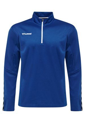 HMLAUTHENTIC - Sweatshirt - true blue