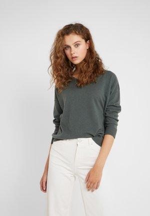Jumper - caper green