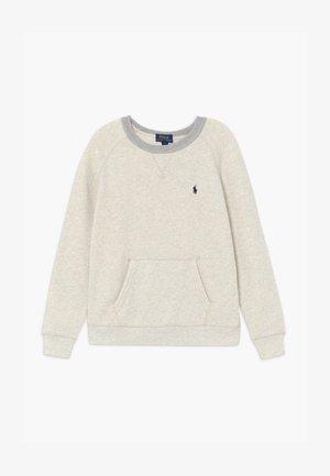 Sweatshirt - new sand heather