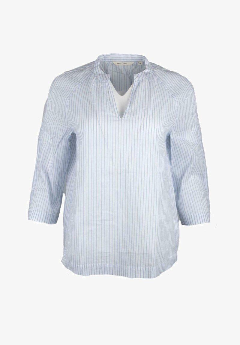 Marc O'Polo - Blouse - white, light blue
