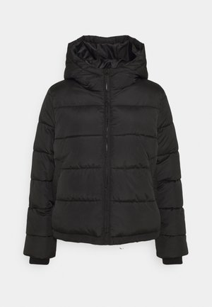 PCBEE PADDED JACKET - Parkatakki - black