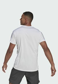 adidas Performance - OWN THE RUN - T-shirts med print - white - 2