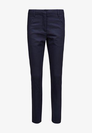 Trousers - stripy veg