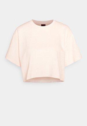 AVA TOWELLING TEE - Jednoduché triko - delicay