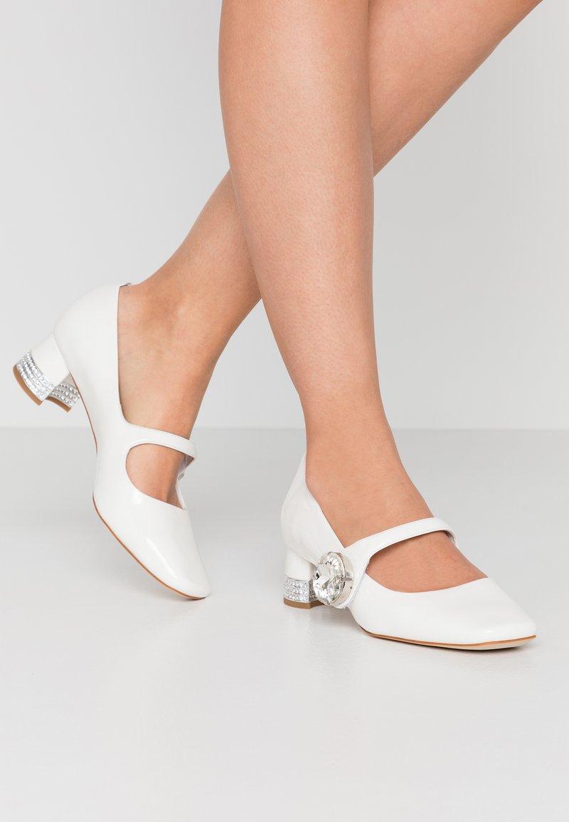 Jeffrey Campbell - ADALYN - Classic heels - white