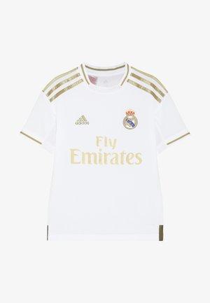 REAL HOME - Club wear - white