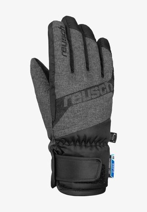 DARIO R-TEX® XT  - Gloves - black/black melange