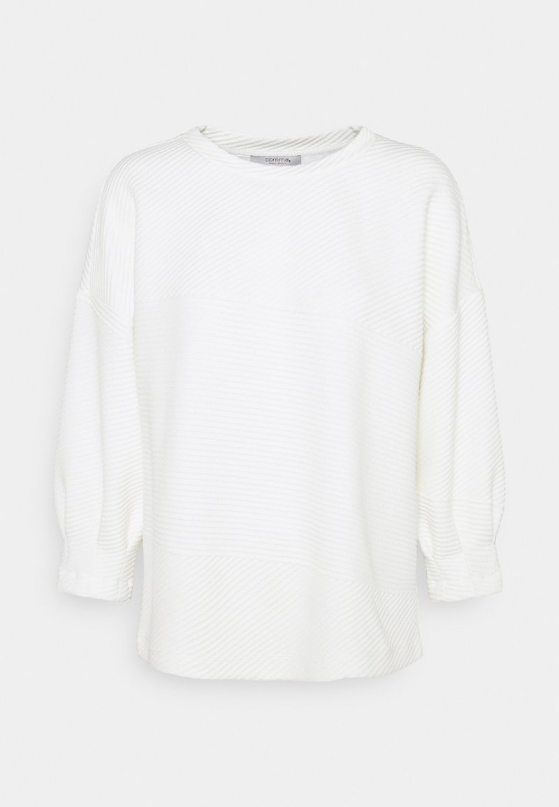 comma casual identity - Long sleeved top - light creme