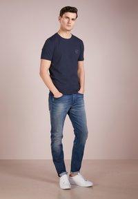 BOSS - TALES - Basic T-shirt - dark blue - 1