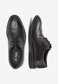 Next - Šněrovací boty - black - 1