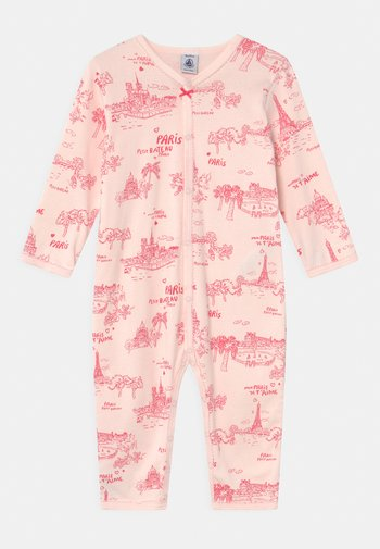 DORS BIEN SANS PIEDS - Pyjamas - groseiller