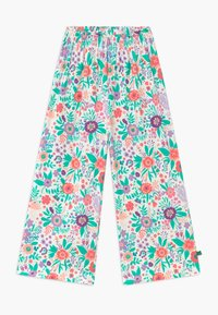 Fred's World by GREEN COTTON - ALOHA  - Trousers - white - 0