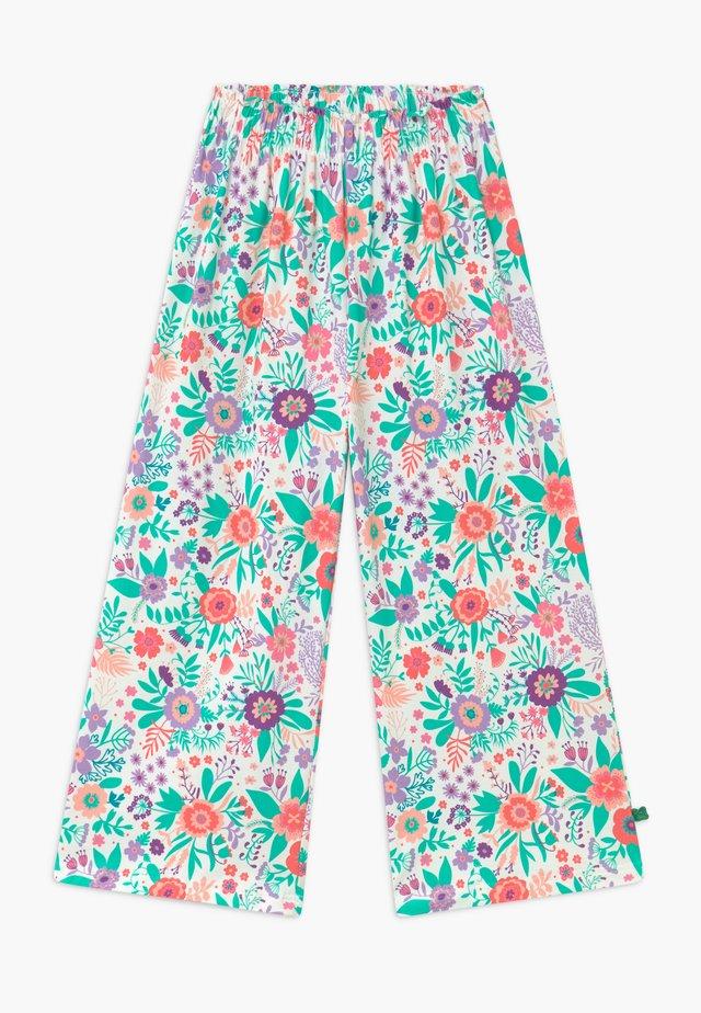 ALOHA  - Trousers - white