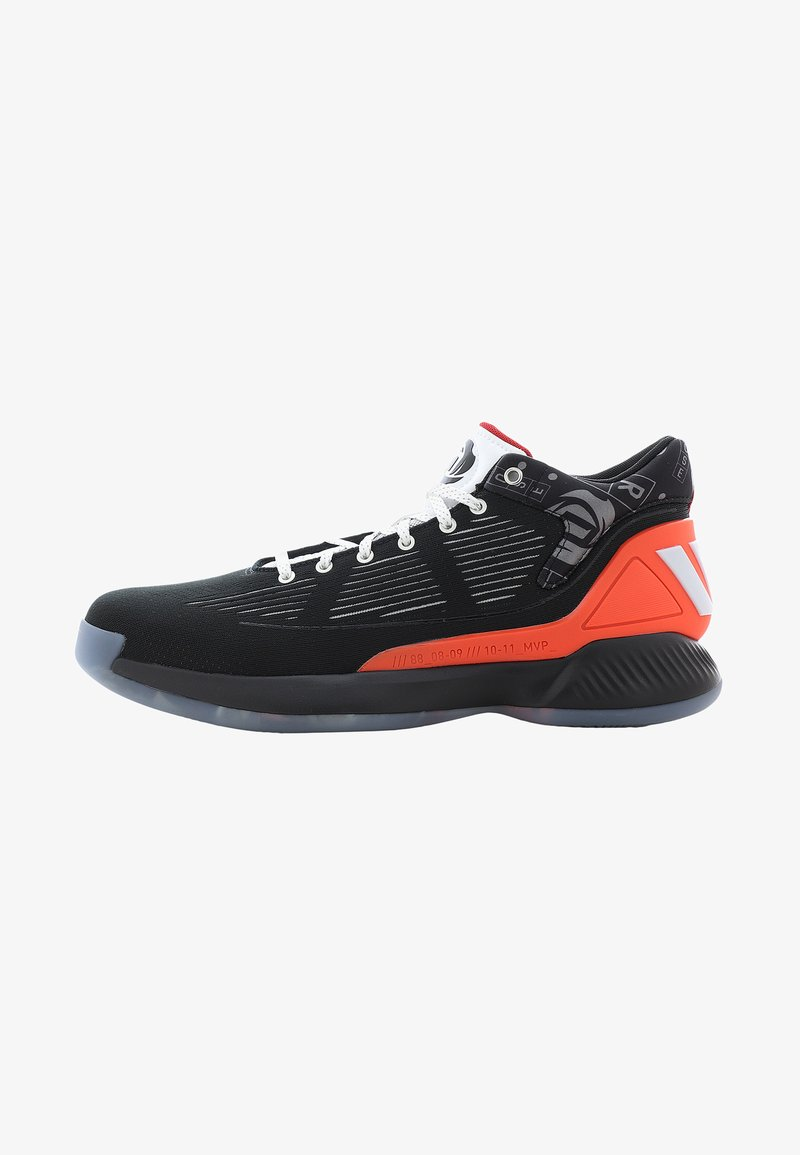 adidas Performance - Basketballschuh - black