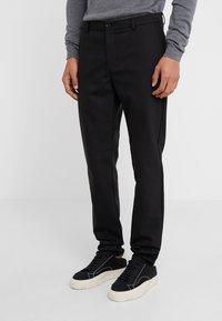 Bruuns Bazaar - WILL PANT - Pantaloni - black - 0