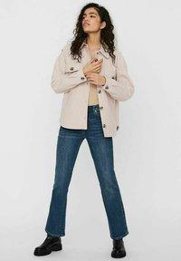 Vero Moda - Light jacket - sepia rose - 1